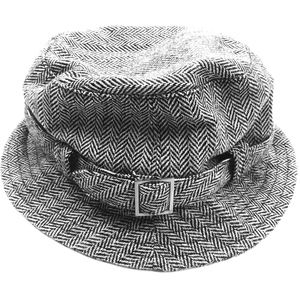 Wallaroo Tamworth Tweed Hat with Sun Protection